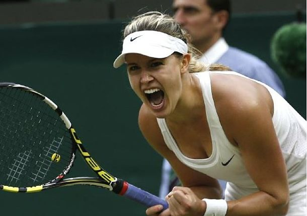 Eugenie Bouchard Inks Deal with WME-IMG
