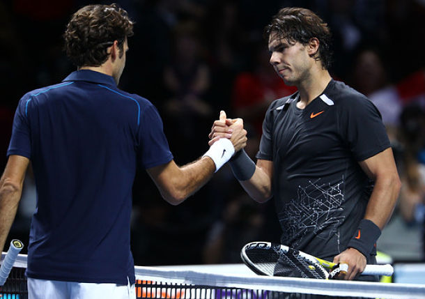 Federer and Nadal Pull out of Rogers Cup