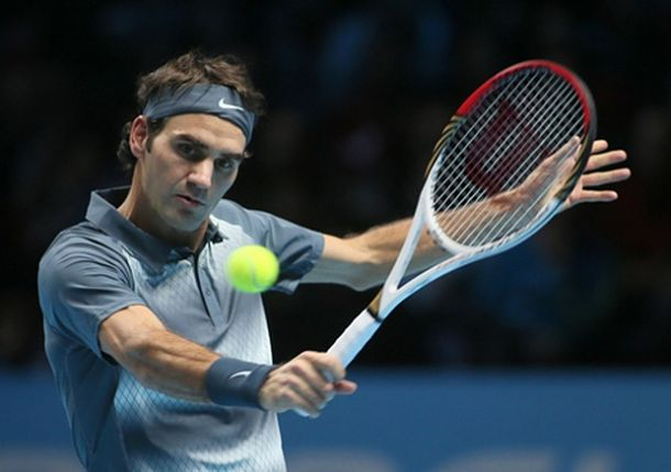 Federer Will Pair with Stefan Edberg in 2014