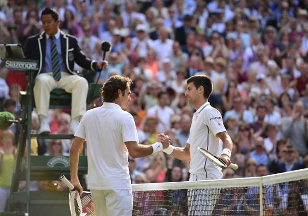 Djokovic: Wimbledon Final Was Best He's Ever Participated In