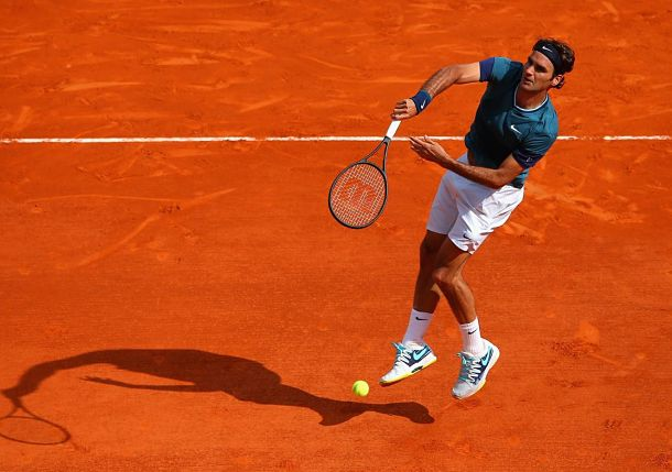 Flying High: Federer, Wawrinka Set All-Swiss Clash in Monte-Carlo