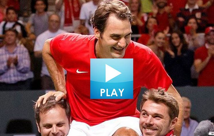 Federer's Joyride – Nadal Sighting – Tsonga Sings