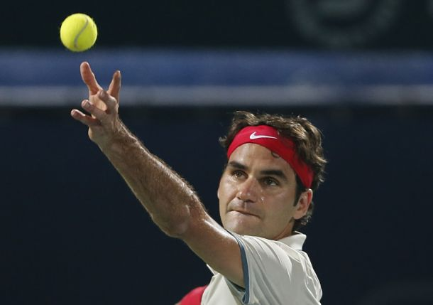 Federer's Sublime Win over Djokovic Lands Him in Dubai Final   - Tennis Now