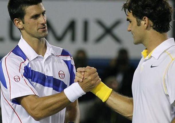 Federer, Djokovic Could Meet in Dubai Semis