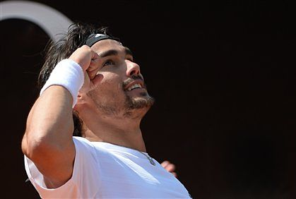 Fognini Wins First Title in Stuttgart