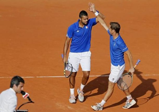 France Through to Davis Cup Final with Win over Czechs
