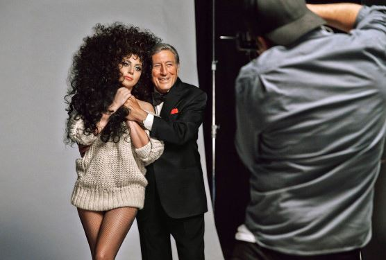 Video: Lady Gaga and Tony Bennett Spruce up US Open Night Telecasts