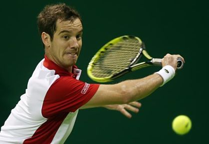 Richard Gasquet Doha
