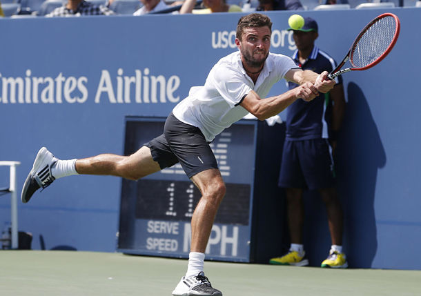 Simon Knocks off Fourth-Seeded Ferrer in Biggest Men's Upset at US Open