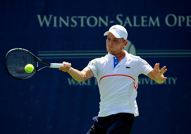 Red-Hot Goffin Wins 25th Consecutive Match