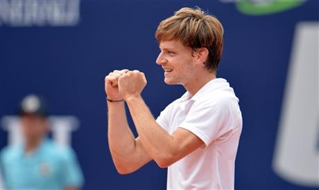 David Goffin Continues Winning Ways By Reaching Metz Final