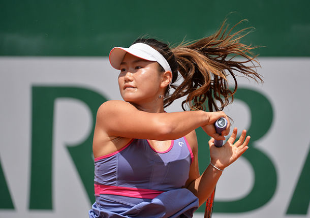 Rogers, Min Reach Maiden WTA Semifinals at Bad Gastein