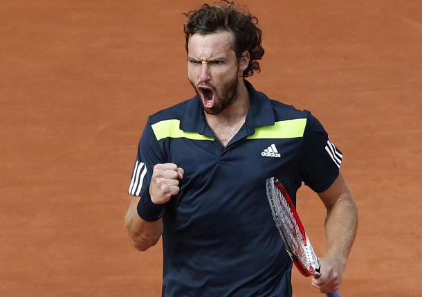 Gulbis Surges Past Berdych in Paris for First Major Semifinal
