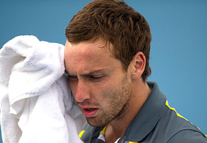 Ernests Gulbis Confuses Umpires and Vampires in Wimbledon Press Conference