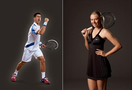Novak Djokovic and Maria Sharapova Win 'Best Athlete' Awards at 2012 ESPYs