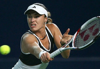 Martina Hingis Will Play Doubles at Carlsbad