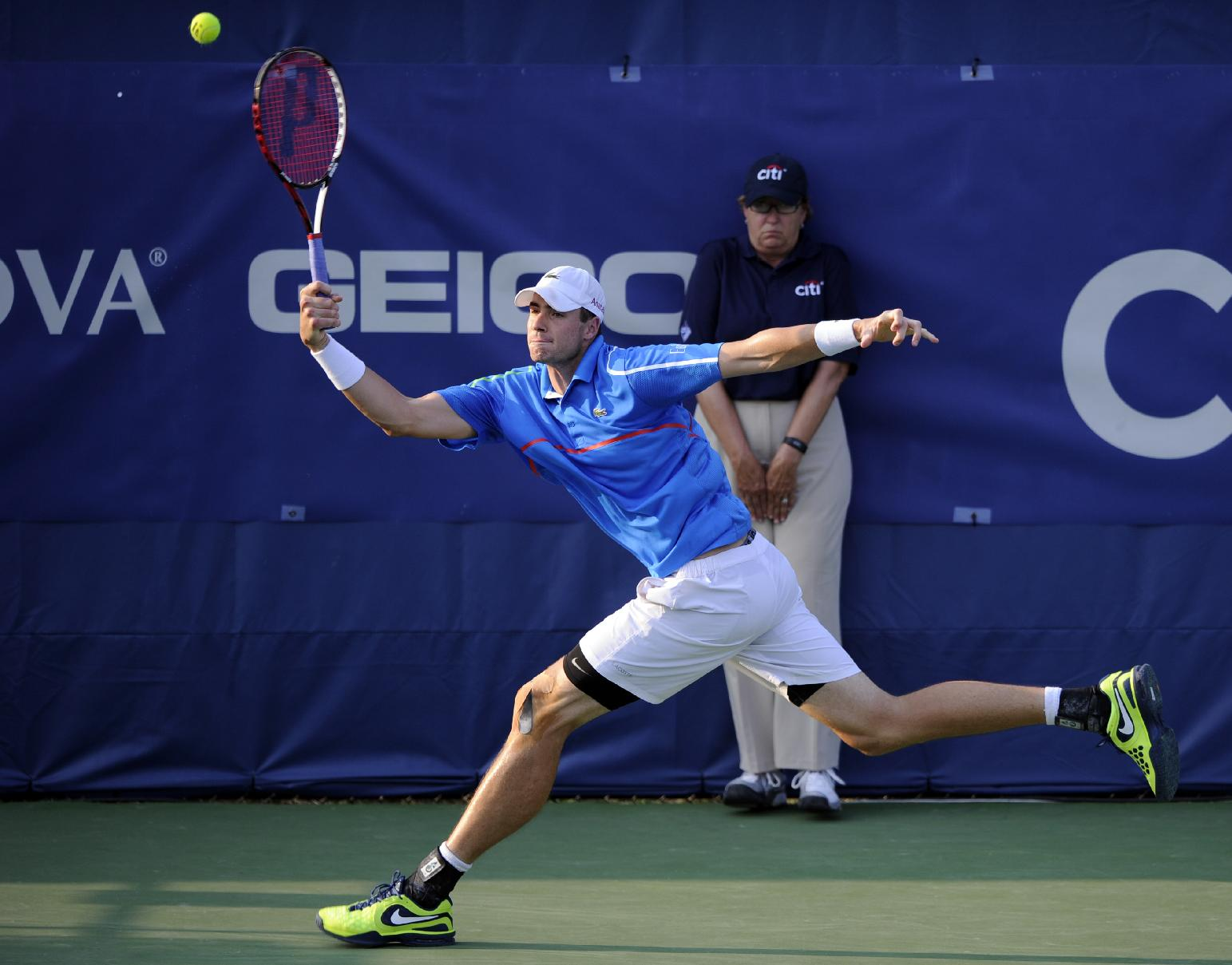 Disappointed by Citi Open Snub, Isner Speaks Out