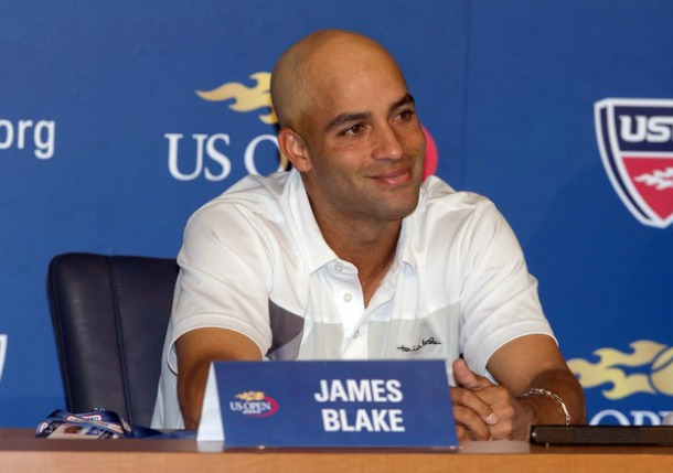 James Blake on Retirement, Sleeping In & Andre Agassi