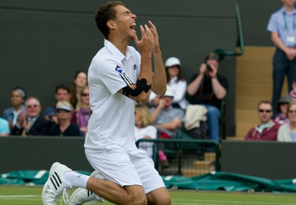 Pride and Pressure: Janowicz and Murray Reach Wimbledon Semis