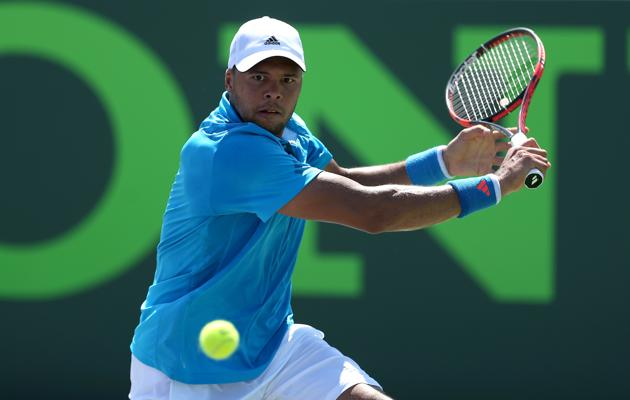 Video: Tsonga Plays Crazy Dropper-Lob-Dropper Combo against Baghdatis in Miami