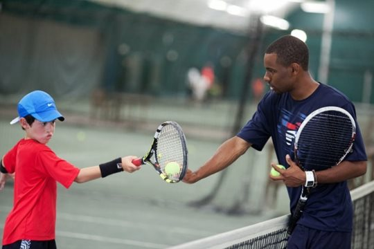 The Junior Tennis Champions Center Grooms Next Generation on the Court and Off
