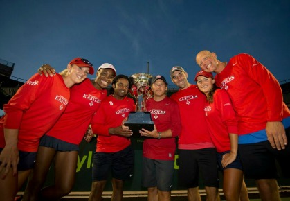 Kastles Break Unbeaten Record, Enter History Books