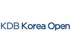 KDB Korea Open Logo