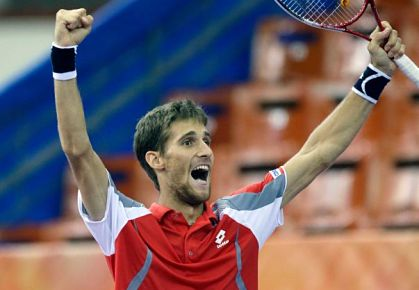 Klizan Claims Maiden Title in St. Petersburg