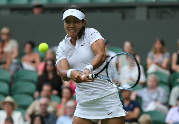 Li Na Pulls Out of U.S. Open with Knee Injury