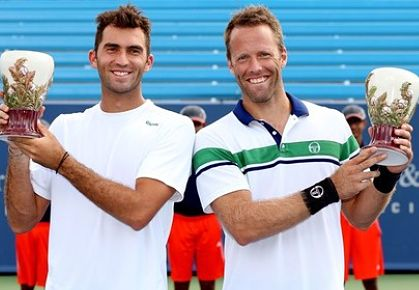 Lindstedt and Tecau