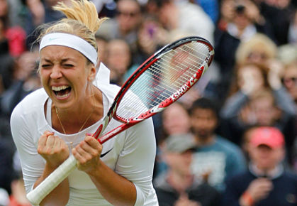 Sabine Lisicki Hits Fastest Recorded Serve in WTA History