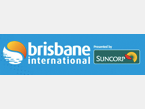 Brisbane International in Brisbane, Australia, starts December 30