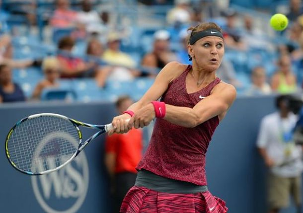 Safarova Knocks Venus Williams out of Cincinnati