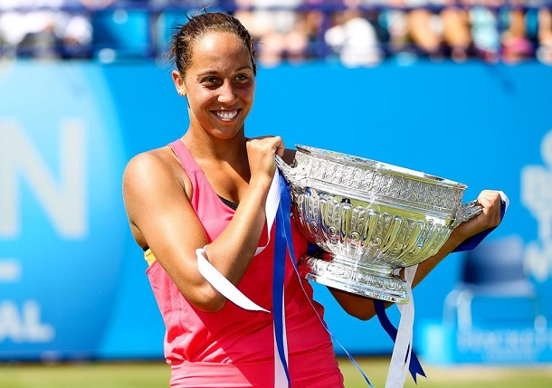 Madison Keys Adds Wim Fissette to 2015 Coaching Team
