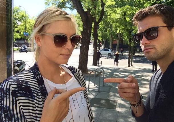 Tweets: Grigor and Masha on the Prowl, BG's gruesome PSA