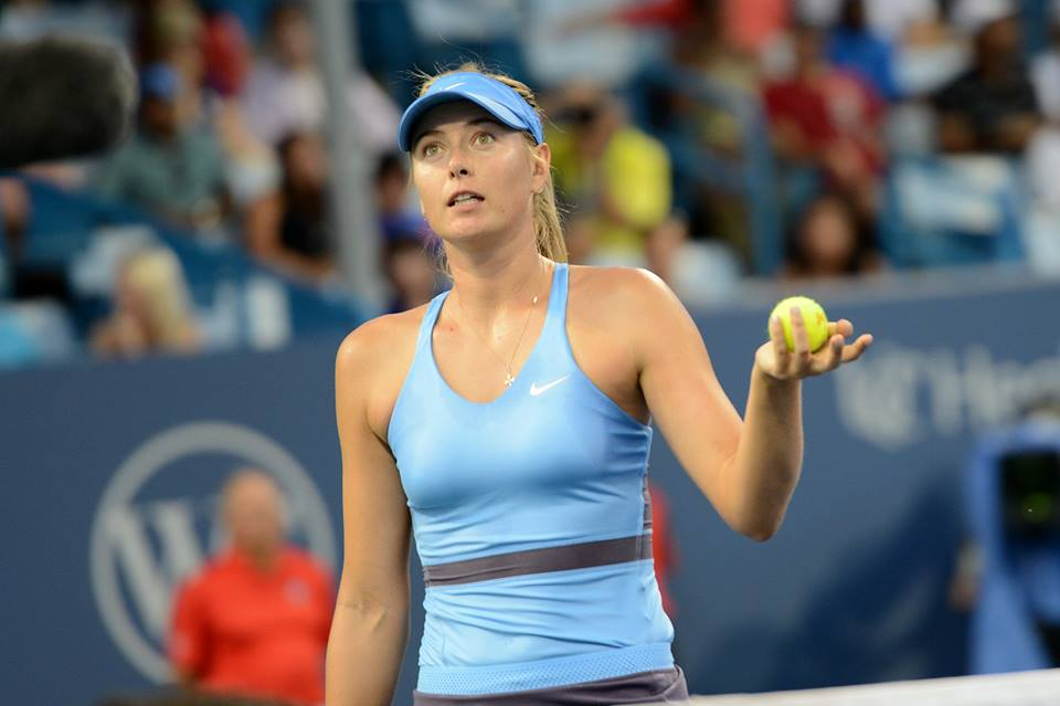 Sharapova Would Like to See Tour Players Charged for Medical Timeouts