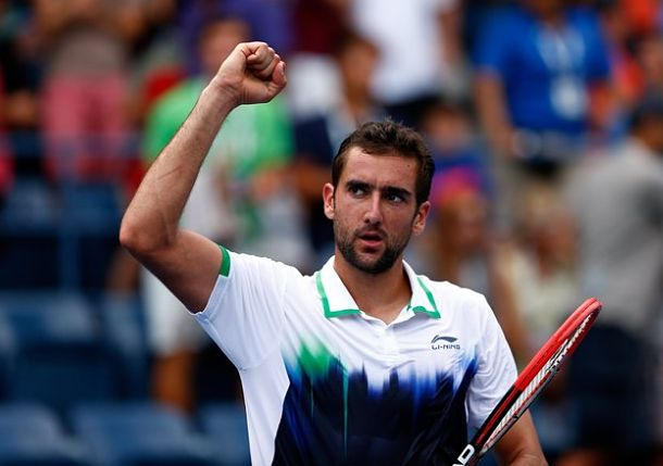 Cilic Made the Most of Time Off Due to Doping Ban