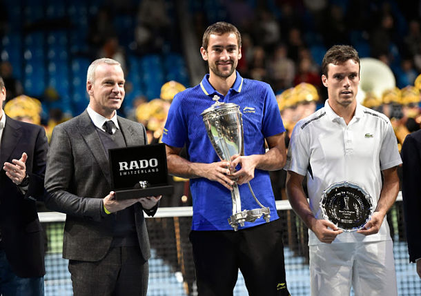 Cilic Masters Moscow for First Post-US Open Title