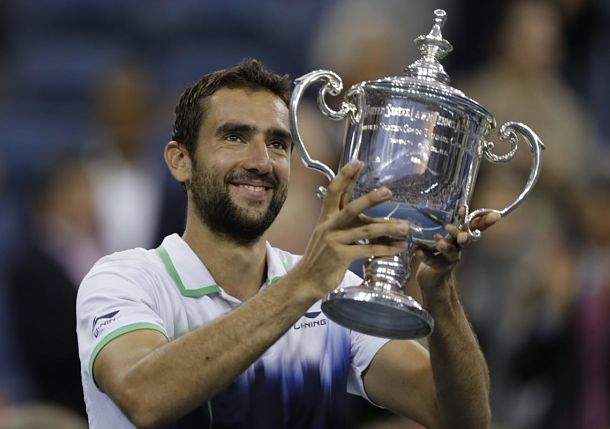 Cilic's Thunder Puts More Cracks in Men's Tennis Facade