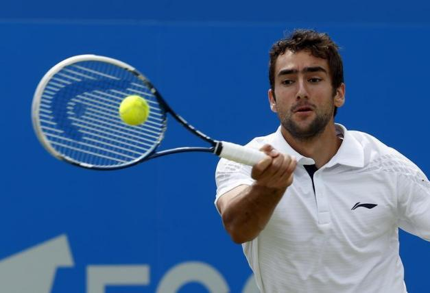 Marin Cilic Wins Paris Opener in ATP Tour Return