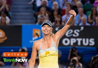 Jimmy Connors to Coach Maria Sharapova