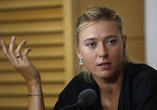 Sharapova, Murray Have Differing Opinions on Grand Slam Format