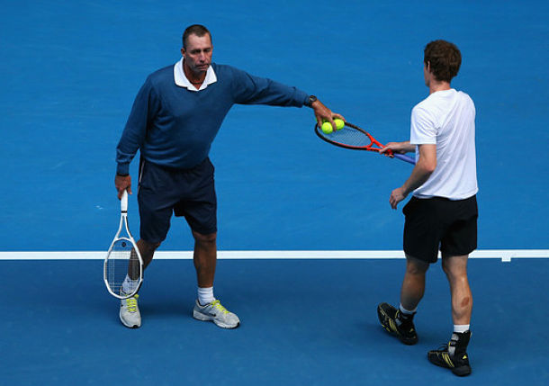 Murray and Lendl Reunite Ahead of Wimbledon
