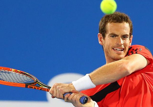 Murray Falls to Tsonga in Return from Back Surgery