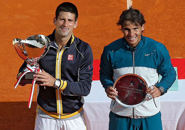 Federer, Djokovic Drawn into Same Half at Monte-Carlo Masters