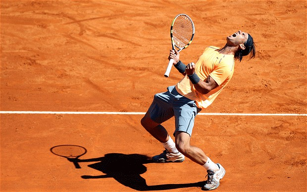 Statisfaction: Nadal Notches 300th Clay-Court Victory in Monte-Carlo