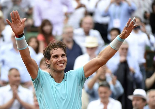 Nadal to Have Season-Ending Surgery in November
