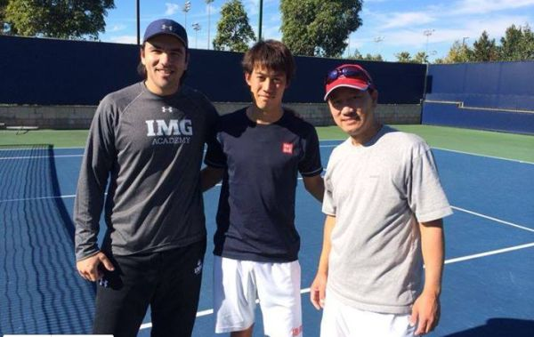 Michael Chang to Help Coach Kei Nishikori