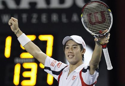 Heroes & Zeros: Nishikori's Milestone, Vika on the Money, Nole Can't Dance