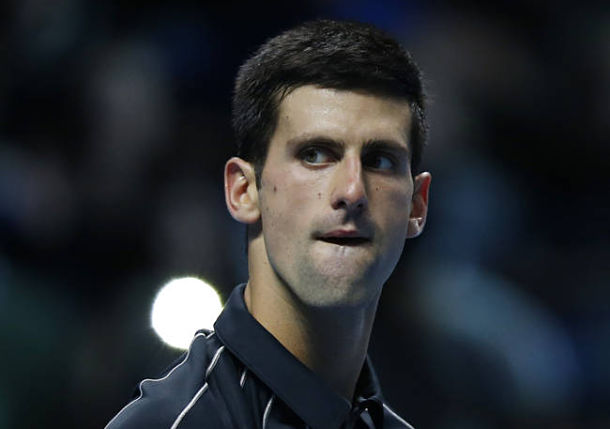 Djokovic Qualifies for World Tour Final Semis with Victory over Del Potro